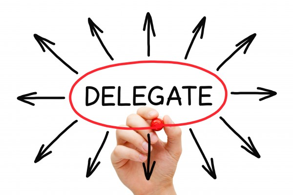 How to Easily Delegate when you Don't have Employees
